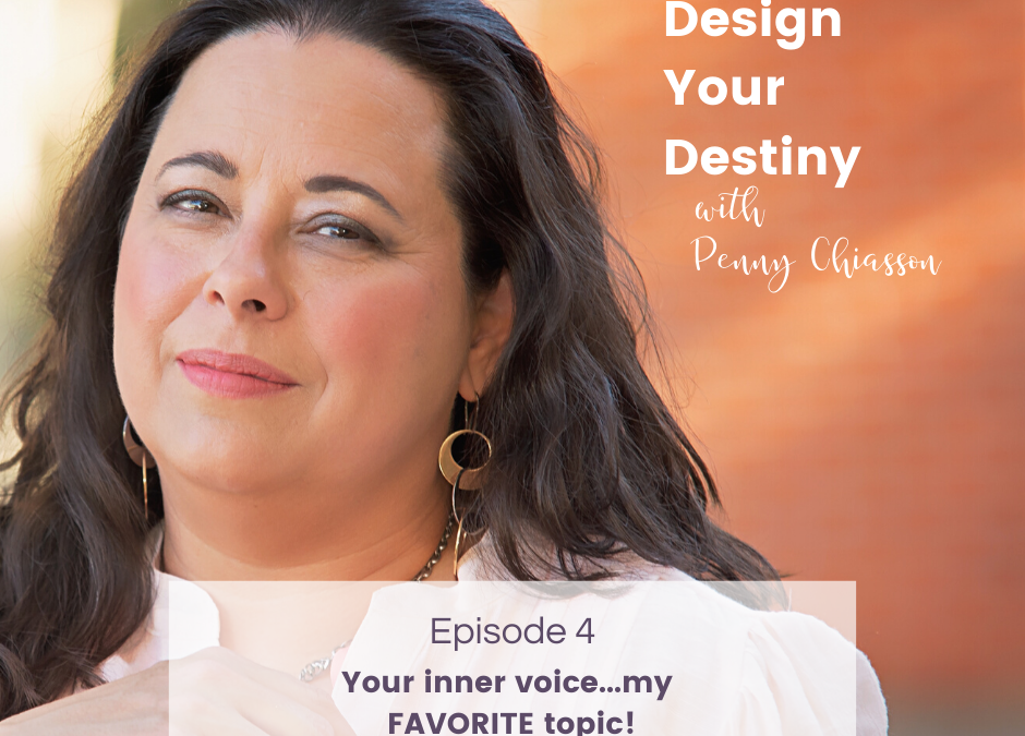 Your inner voice…my FAVORITE topic!