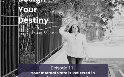 Your Internal State is Reflected in your Business and Relationships – with Justina Gonzalez