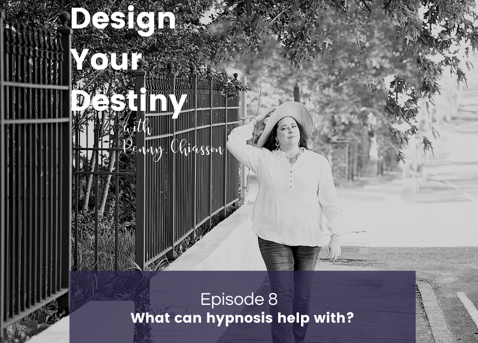 What can hypnosis help with?