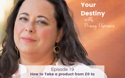 How to Take a product from £0 to £1 Million valuation in 9 months with Dr. Adrian Massey