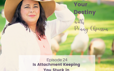 Is Attachment Keeping You Stuck in Repeating Patterns?