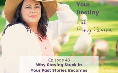 Why Staying Stuck in Your Past Stories Becomes Quicksand for Your Future