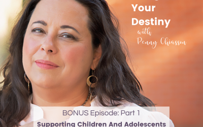 BONUS Episode Part 1: Supporting Children and Adolescents as They Adjust To the 'New Normal'